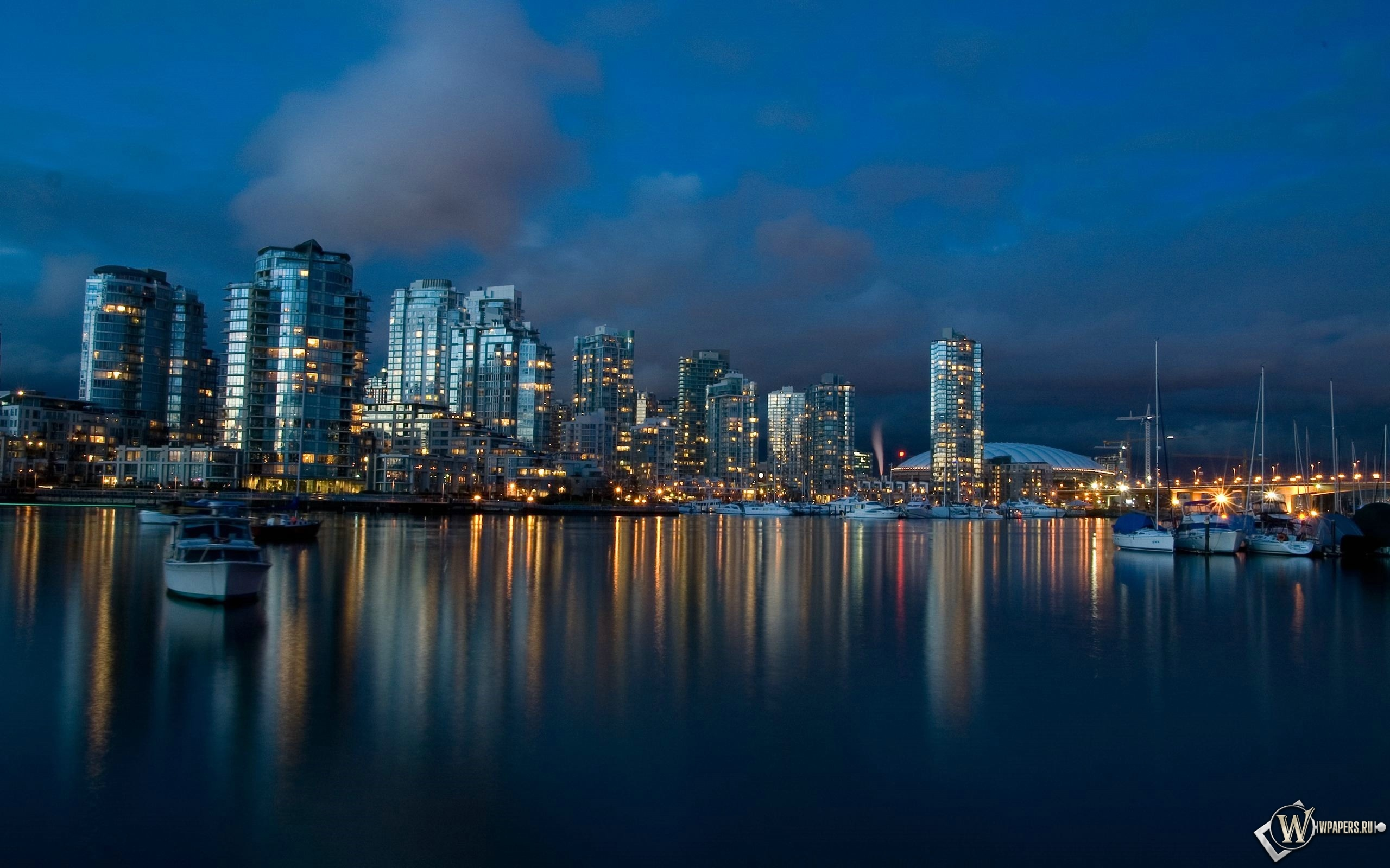 Vancouver 2560x1600