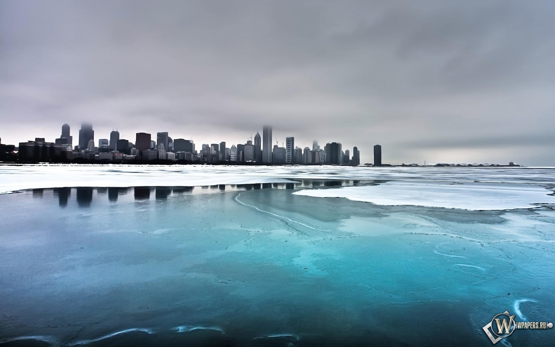 Чикаго 1920x1200