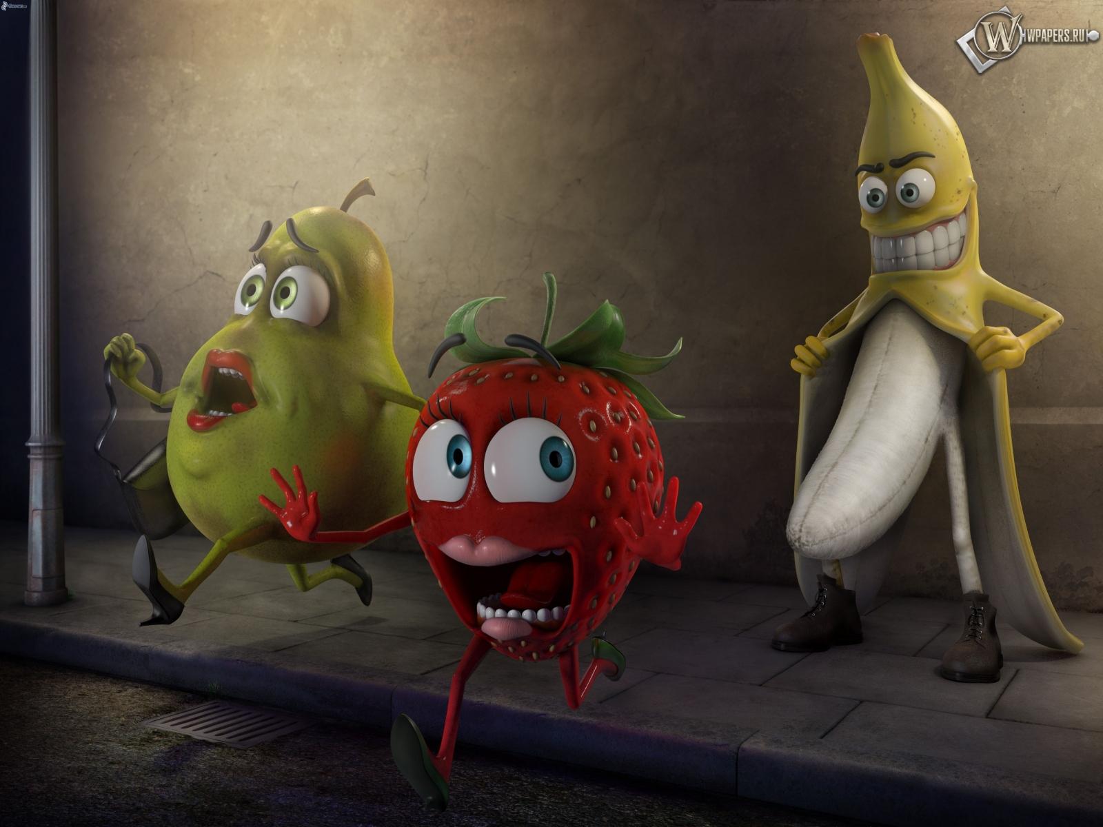 Банан-маньяк 1600x1200