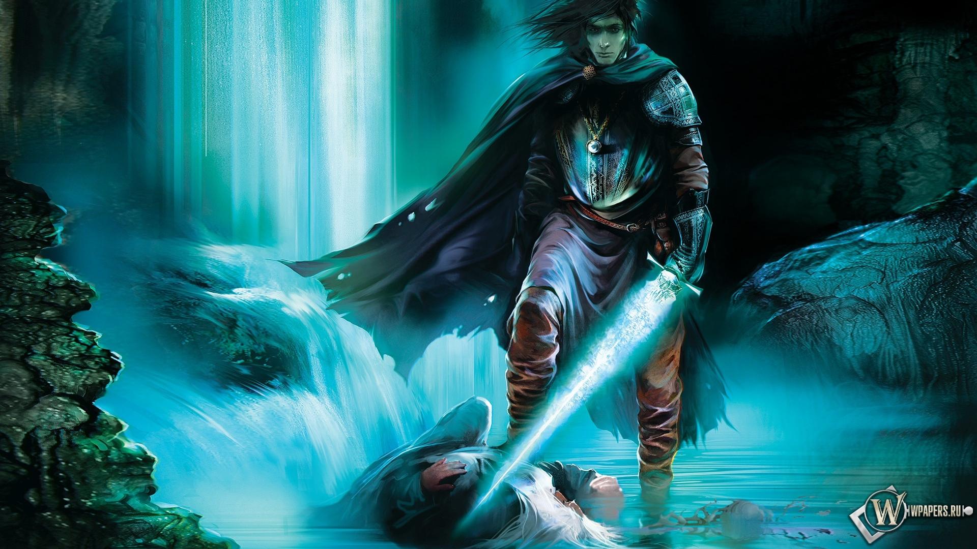 Картинки магия и меч