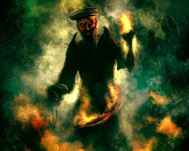 Злой волшебник