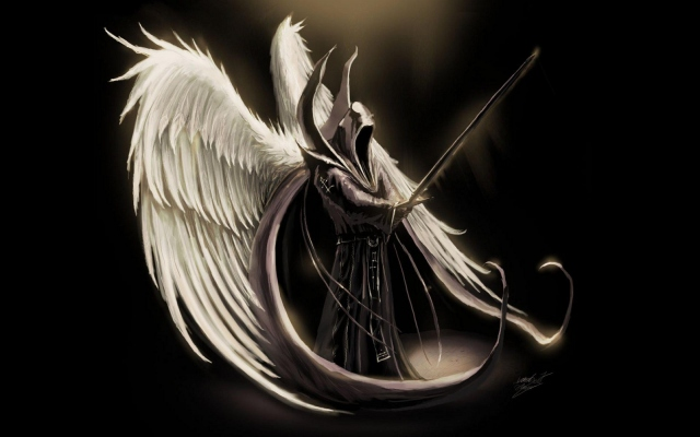 Крылатый ангел