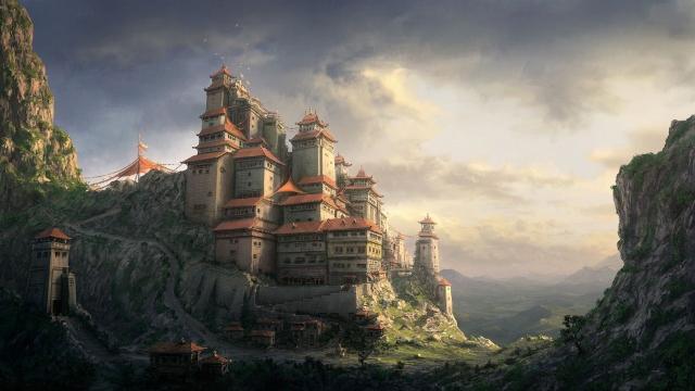 Восточный монастырь