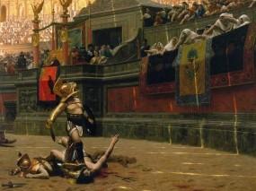 Обои Гладиаторы: Рим, Арена, Гладиатор, Фэнтези