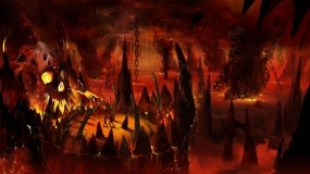 Обои Hell: Пламя, Ад, Hell, Фэнтези