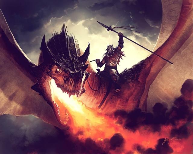 Наездники драконов