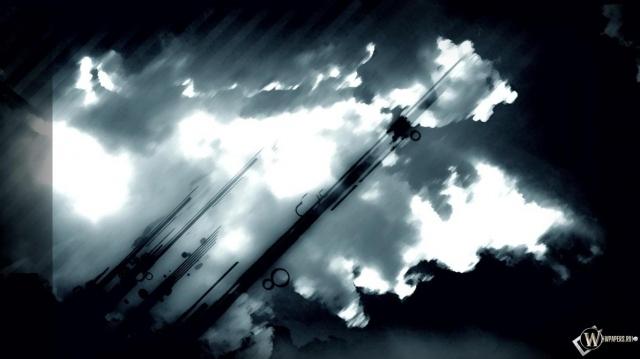 Темное небо