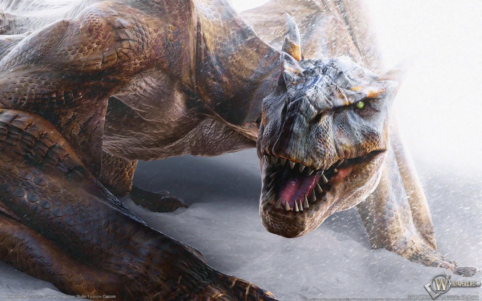 Дракон 1536x960