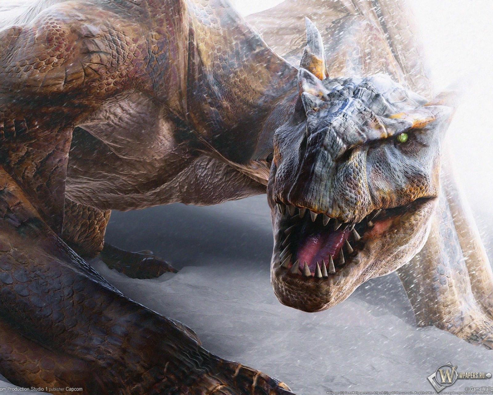 Дракон 1600x1280