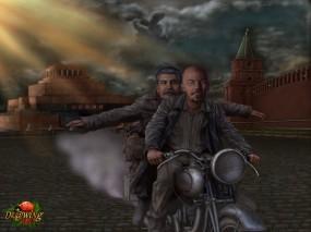 Побег из Мавзолея