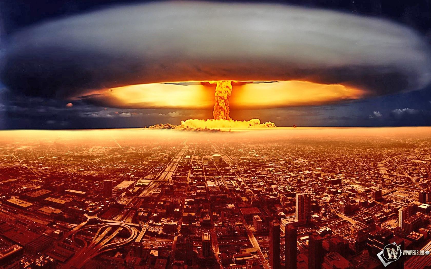 Ядерные взрывы в картинках