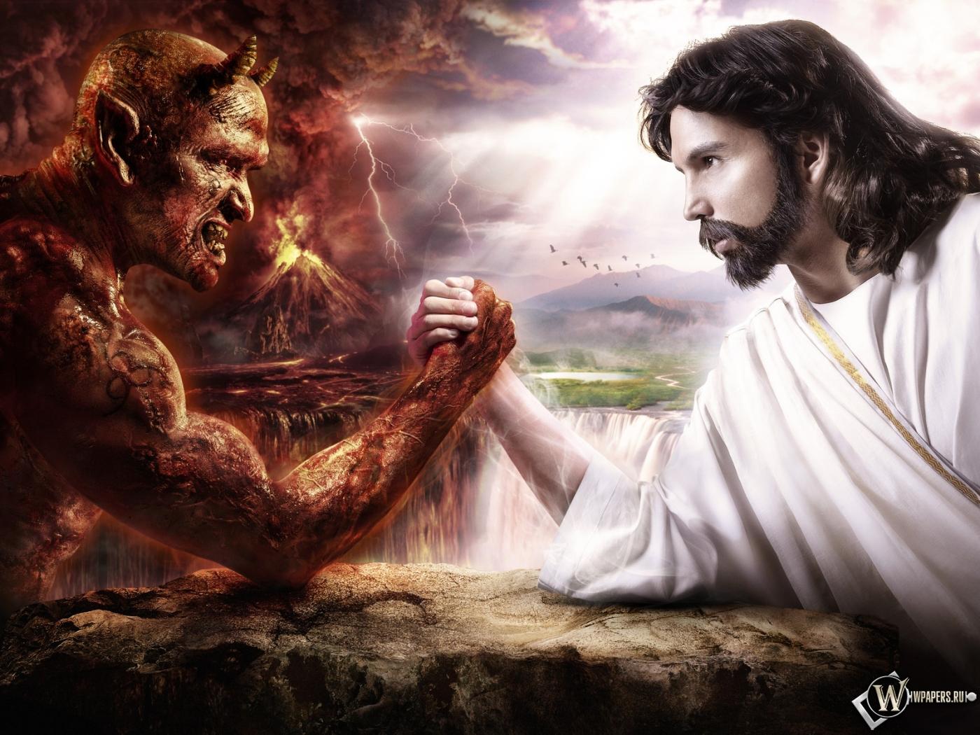 для дачи дьявол нападает через брата край, Большой