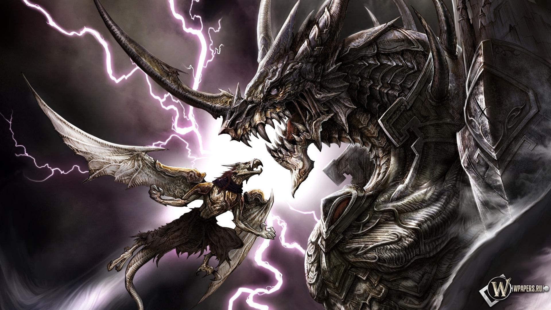 скачать картинки драконы