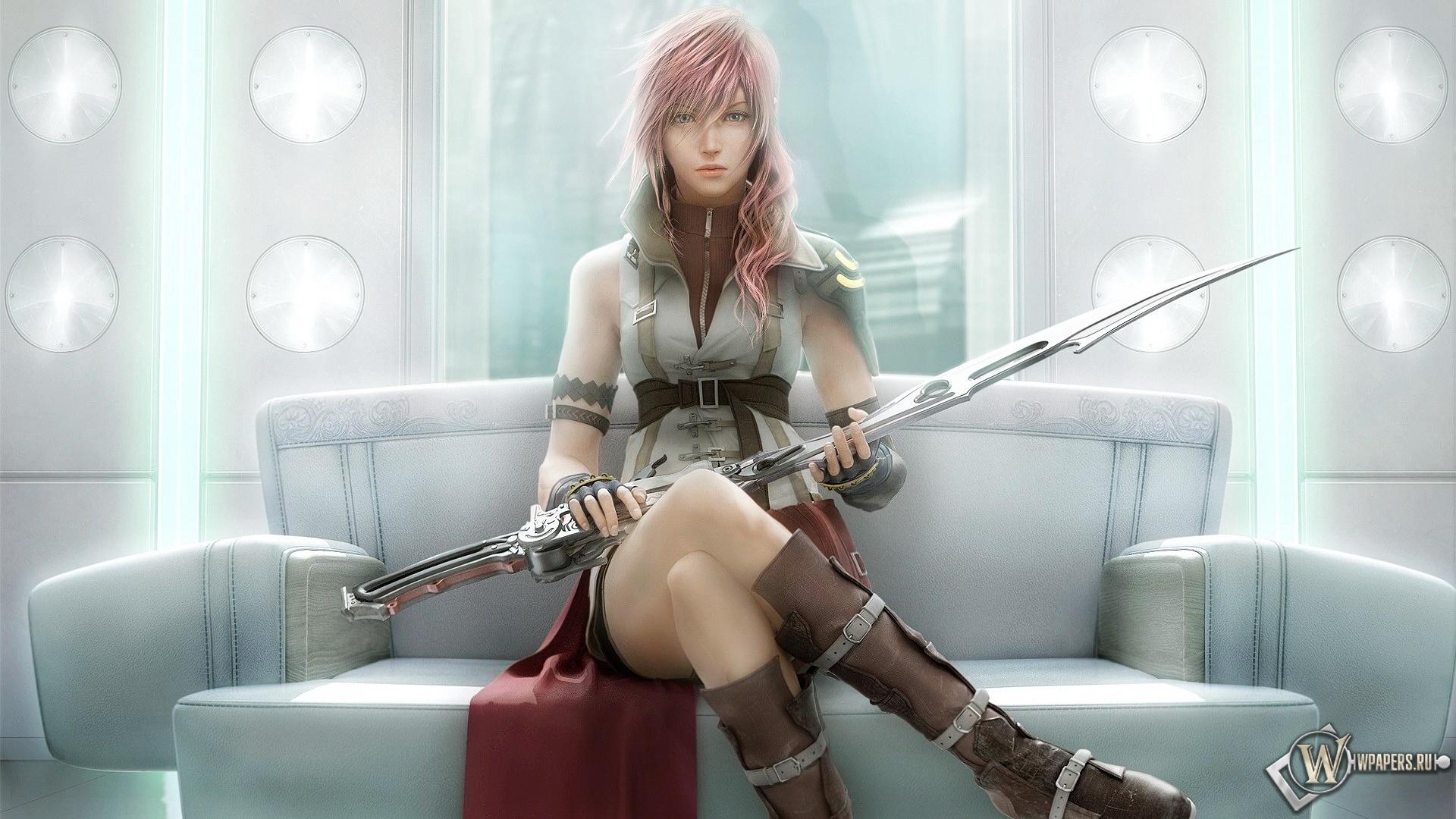 Final Fantasy XIII 1920x1080