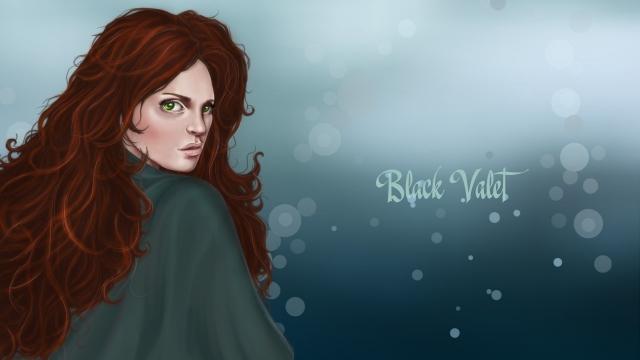 Рыженькая ведьма