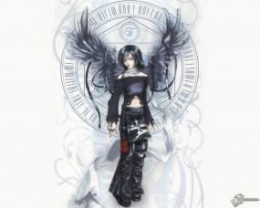 Обои 3D Девушка - ангел: , Фэнтези - Девушки