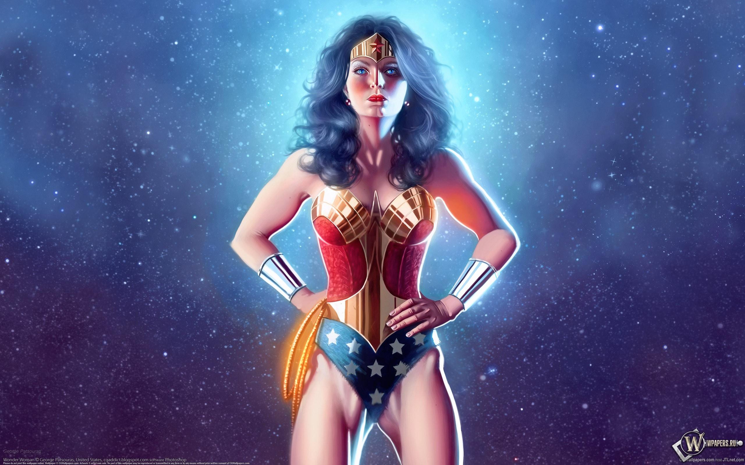 Wonder woman 2560x1600