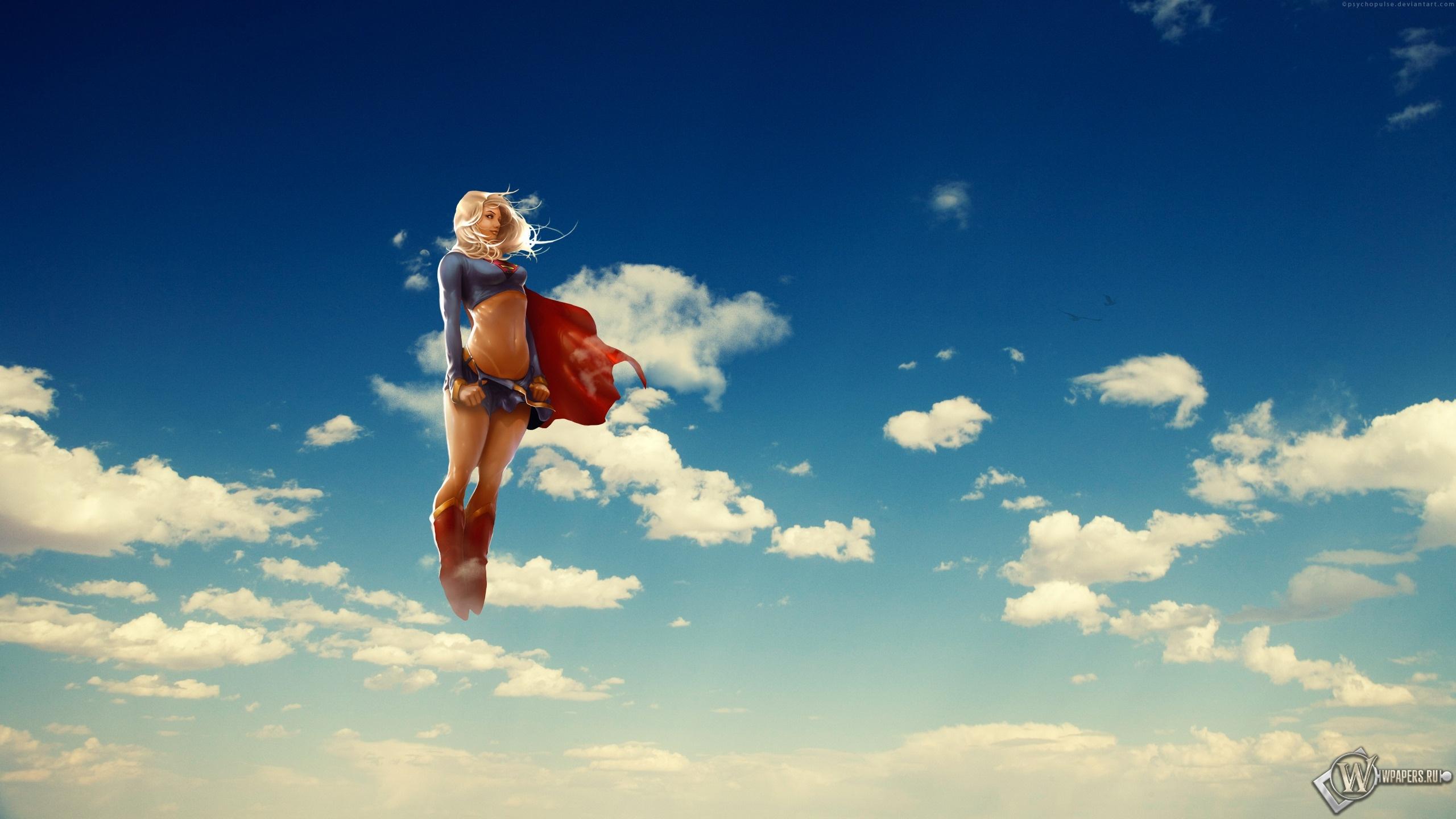 Supergirl 2560x1440