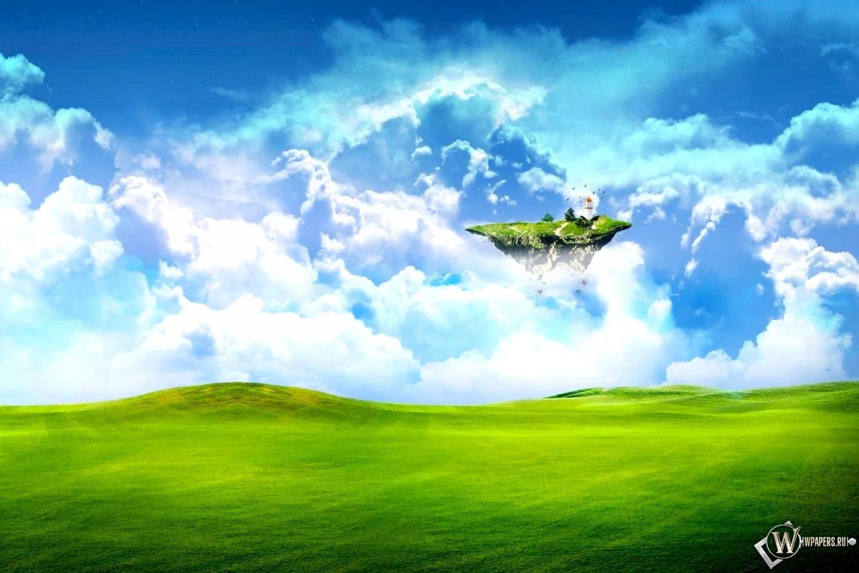 Летающий островок 1500x1000