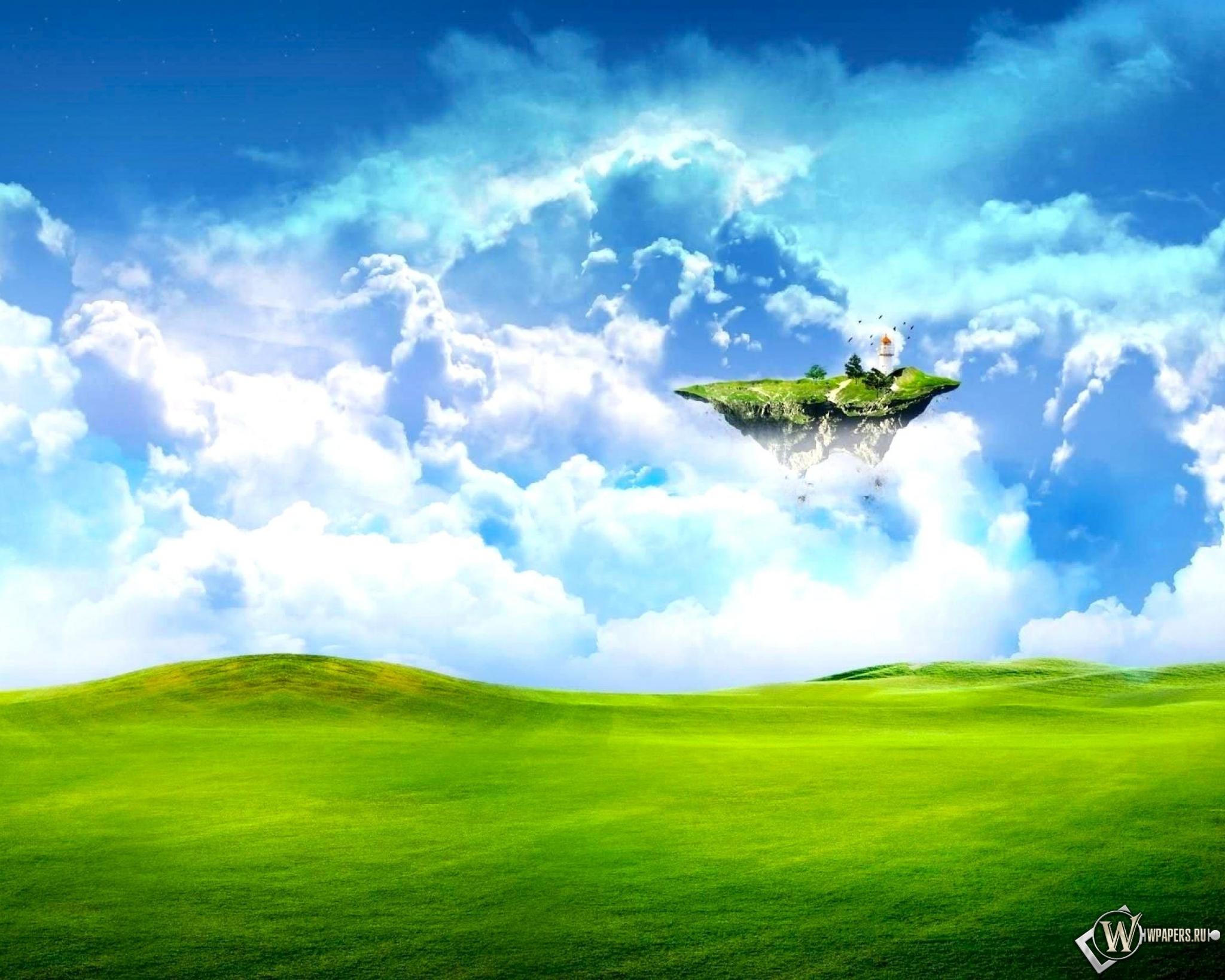 Летающий островок 2048x1638