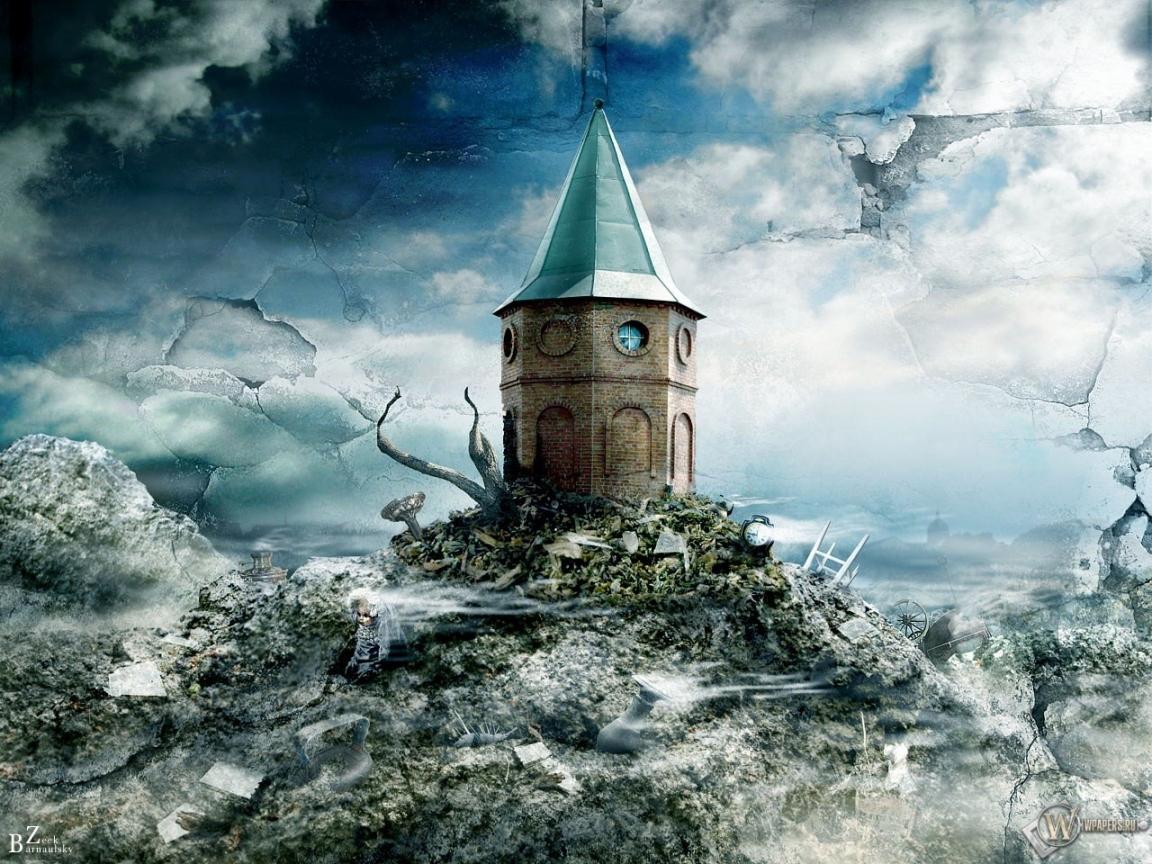Башня 1152x864