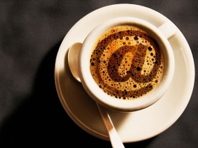 Обои Кофе: Символ, Кофе, Чашка, Еда