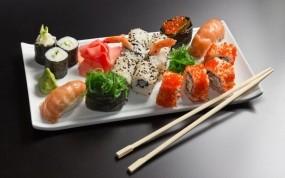Обои Суши и роллы: Еда, Суши, роллы, Еда