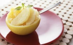 Обои Вкусный Свежий Фруктовый Десерт: Свежесть, Красиво, Вкусно, Аппетитно, Приятно, Десерт, Еда
