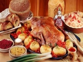 Обои Русский стол : Еда, Россия, Стол, Красиво, Курица, Вкусно, Аппетитно, Угощения, Еда