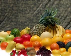 Обои Вкусные фрукты: Фрукты, Еда
