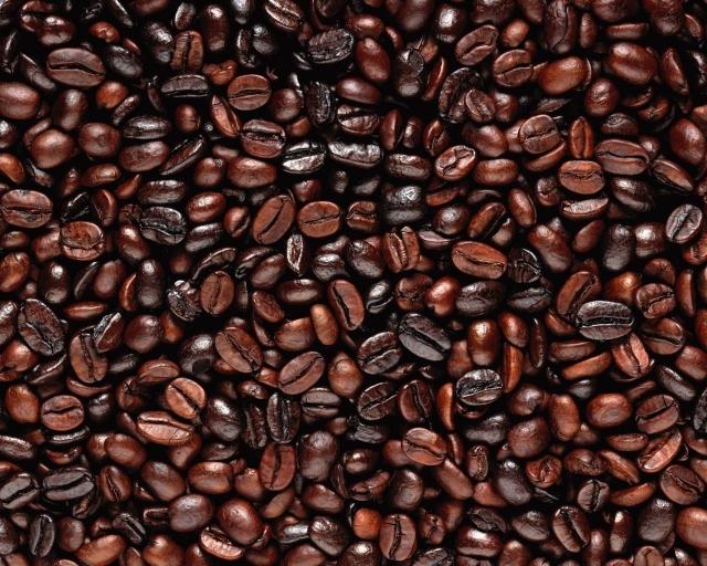 Обжареный кофе