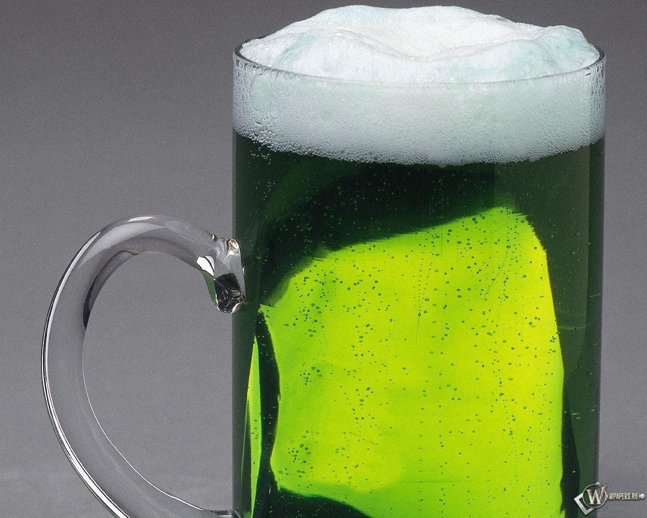 Кружка пива 1280x1024