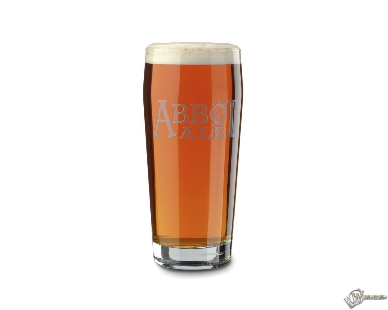Бокал пива 1280x1024