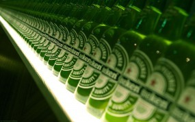Обои Heineken: Бутылки, Пиво, Heineken, Алкоголь