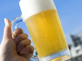 Обои Прохладное пиво: Кружка, Пиво, Пена, Алкоголь