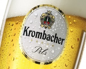 Krombacher Beer