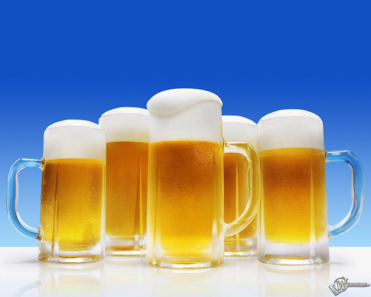 Пиво 1280x1024