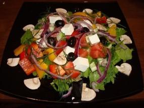 Обои Греческий салат: Салат, Греческий, Салаты