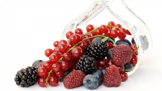 Аппетитные ягоды