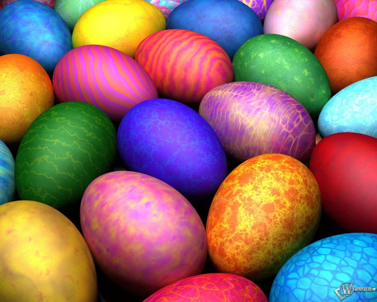 Обои узоры, пасхальные яйца. Праздники foto 8