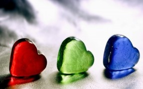Обои Валентинки: Сердце, Праздник, Праздники