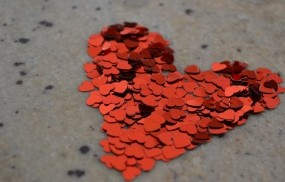 Обои Сердце из сердец: Любовь, Сердце, Настроение, Праздники