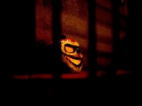 Обои Halloween: Мрак, Тыква, Halloween, Хэллоуин, Праздники