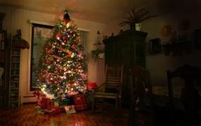 Обои Новый год: Новый год, Елка, Подарки, Новый год
