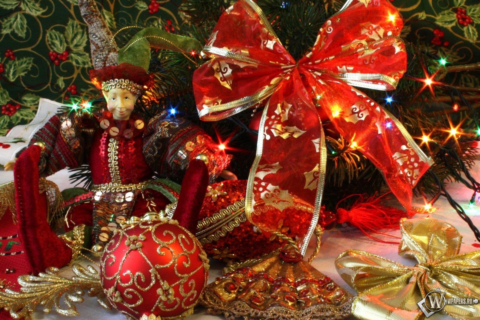 Картинки большие на рабочий стол новогодние