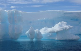 Обои Айсберг: Лёд, Снег, Айсберг, Лёд / Вода