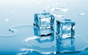 Обои Кубики льда: Вода, Лёд, Кубики, Лёд
