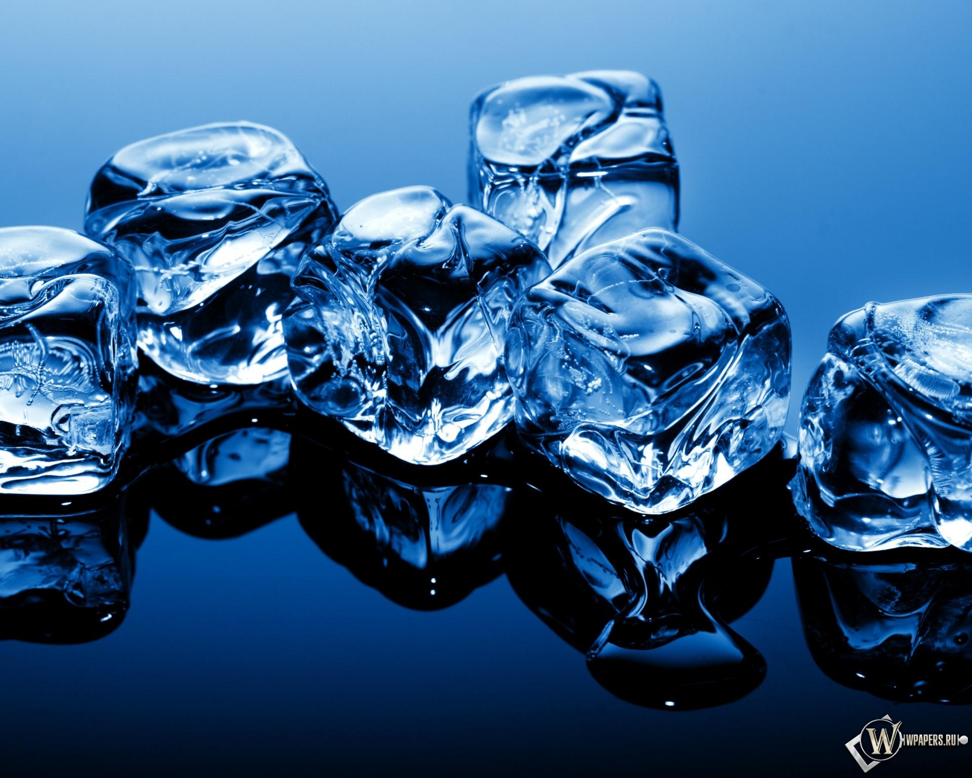 Кубики льда 1920x1536