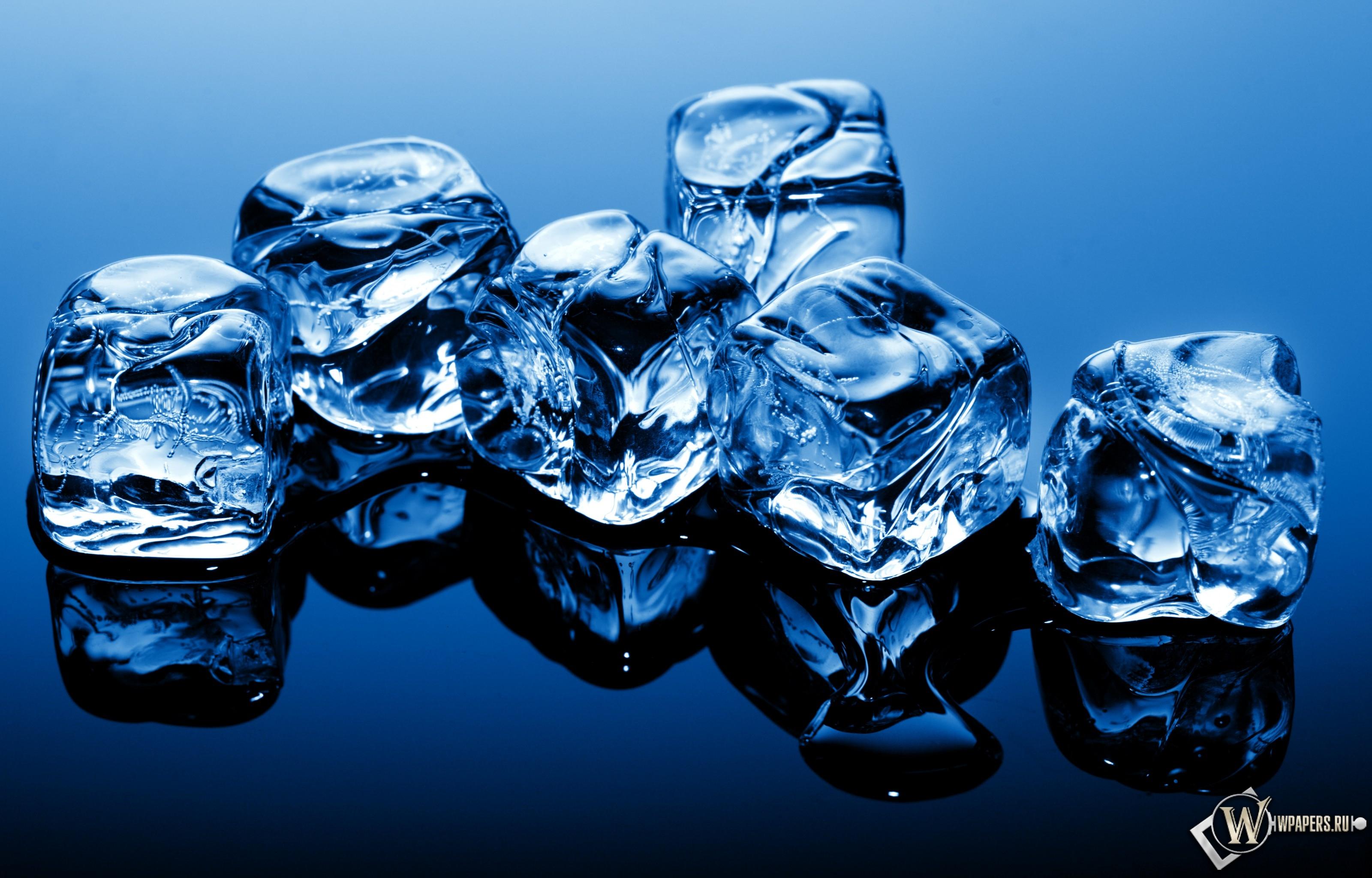 Кубики льда 3200x2048