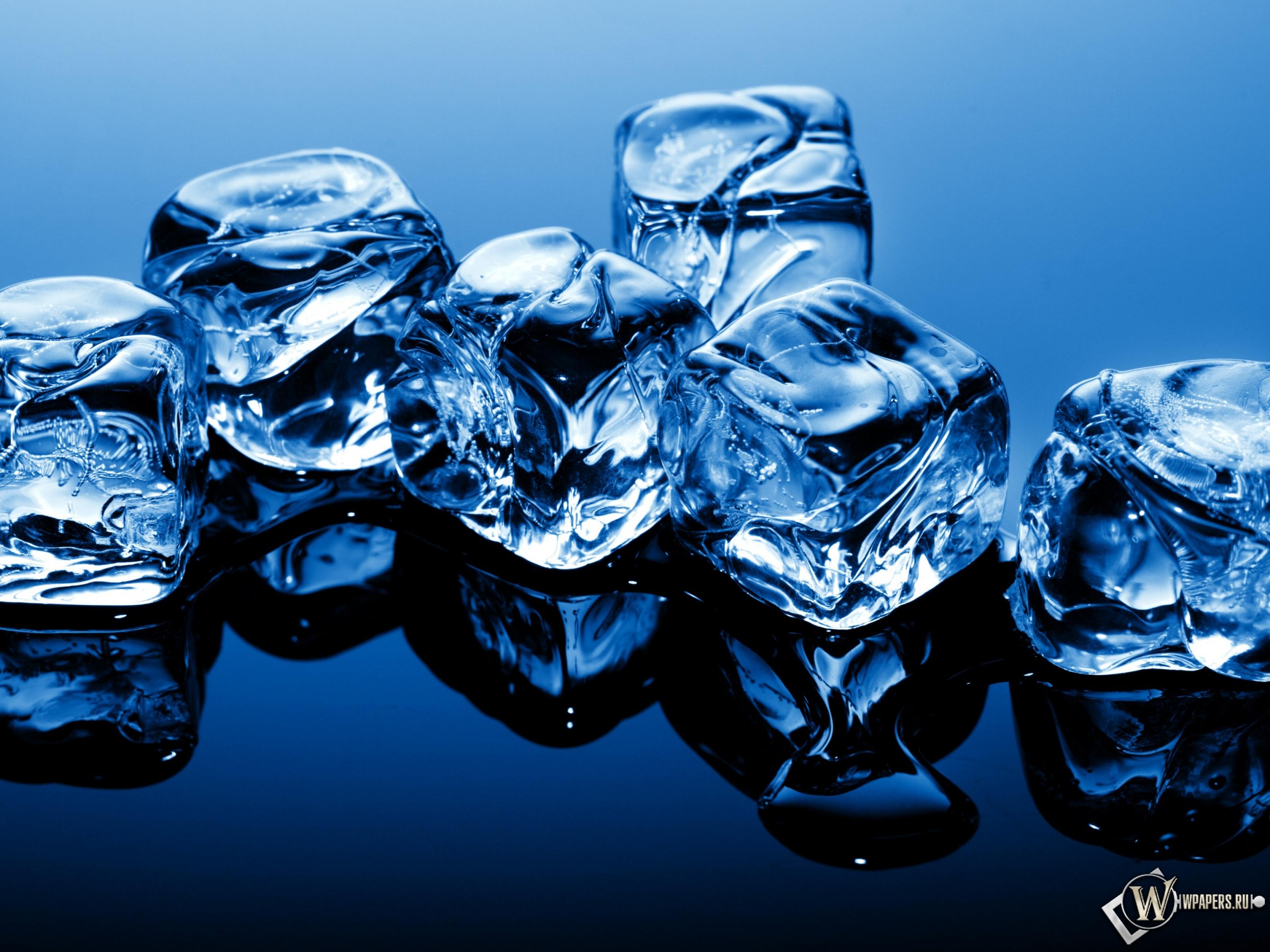 Кубики льда 3200x2400
